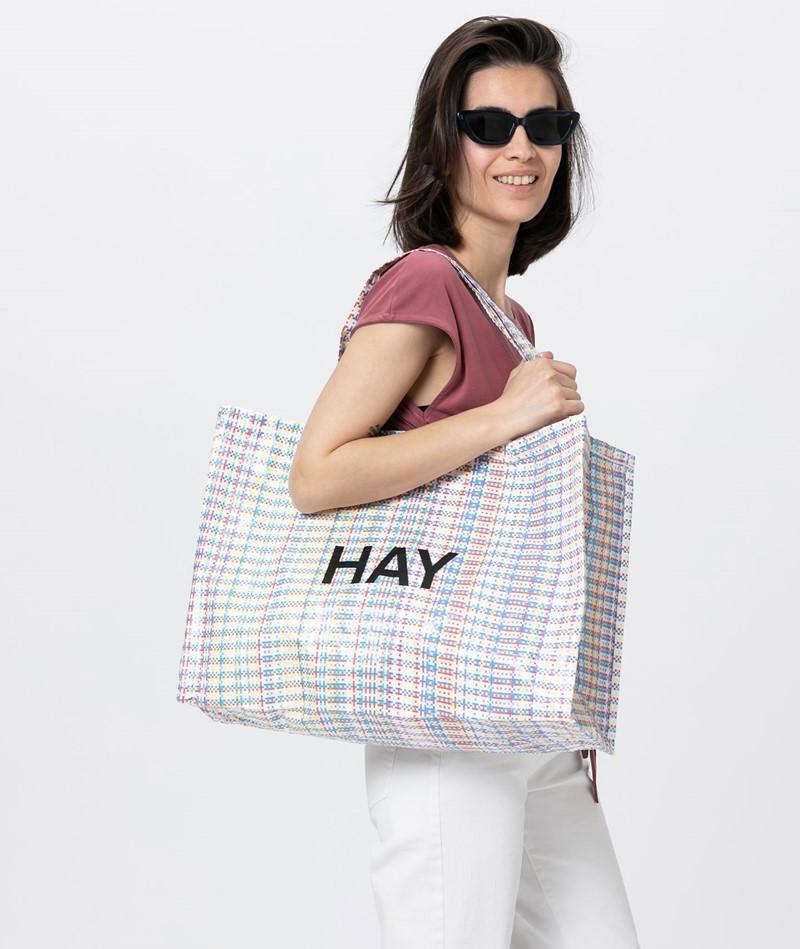 HAY Multi Check Shopper