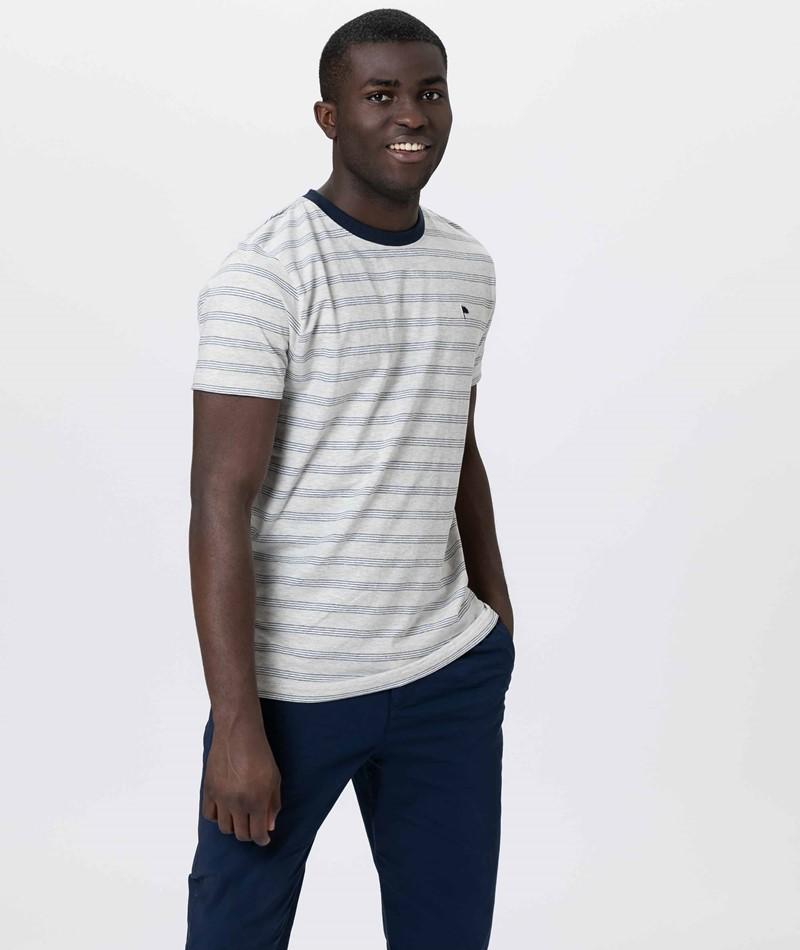 WEMOTO Warren Stripe T-Shirt