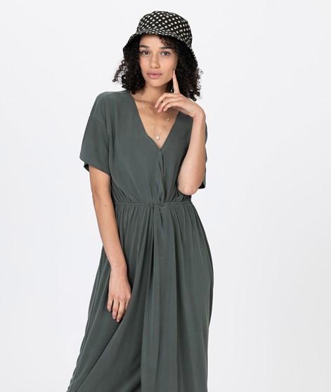 KAUF DICH GLÜCKLICH Kleid dark olive