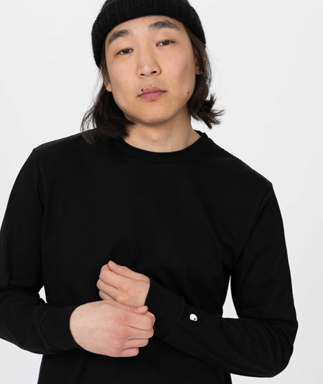 CARHARTT WIP L/S Base T-Shirt black