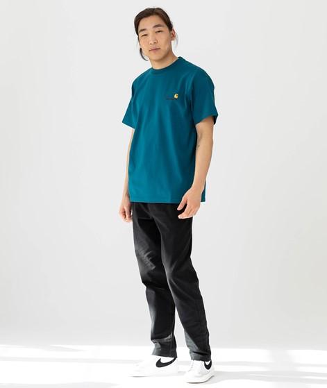 CARHARTT WIP S/S American Script T-Shirt