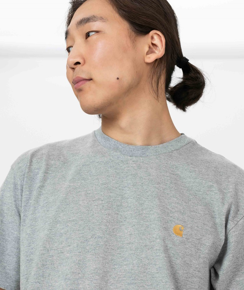 CARHARTT WIP S/S Chase T-Shirt heather