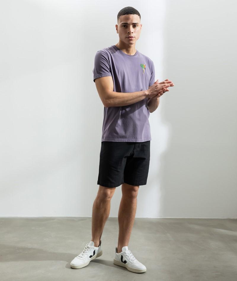 KAUF DICH GLÜCKLICH Shorts black
