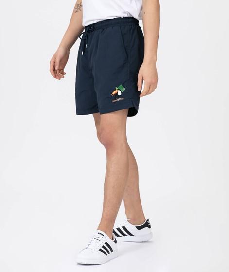 KAUF DICH GLÜCKLICH Swim Shorts navy