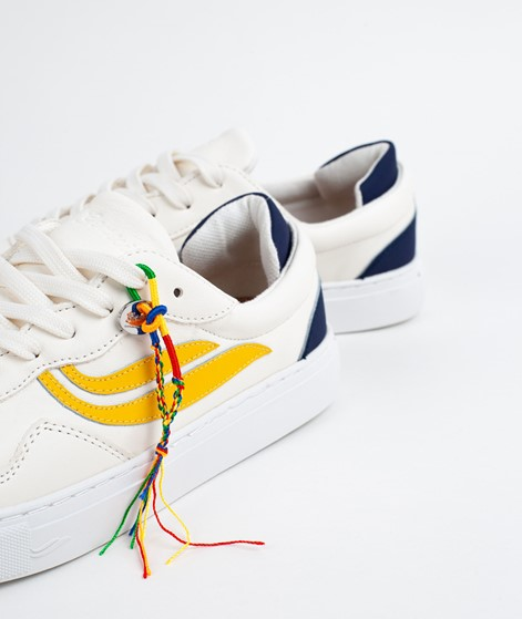GENESIS G-Soley Sneaker white/yellow