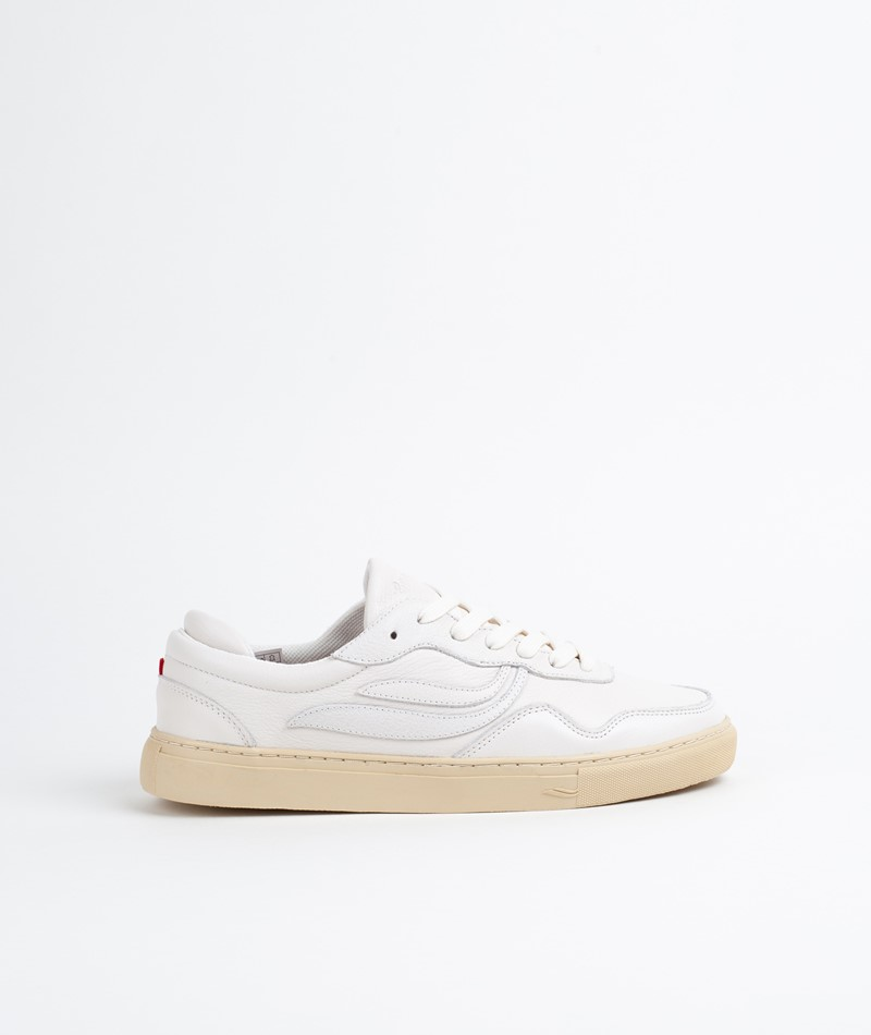 GENESIS G-Soley Tumbled Sneaker white