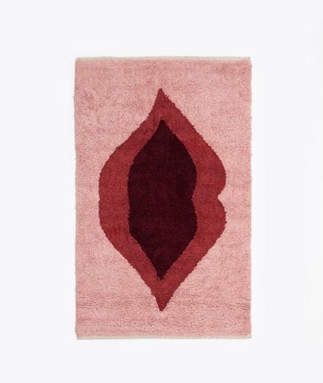 LIV Kiss Teppich 60x90cm pink/rot