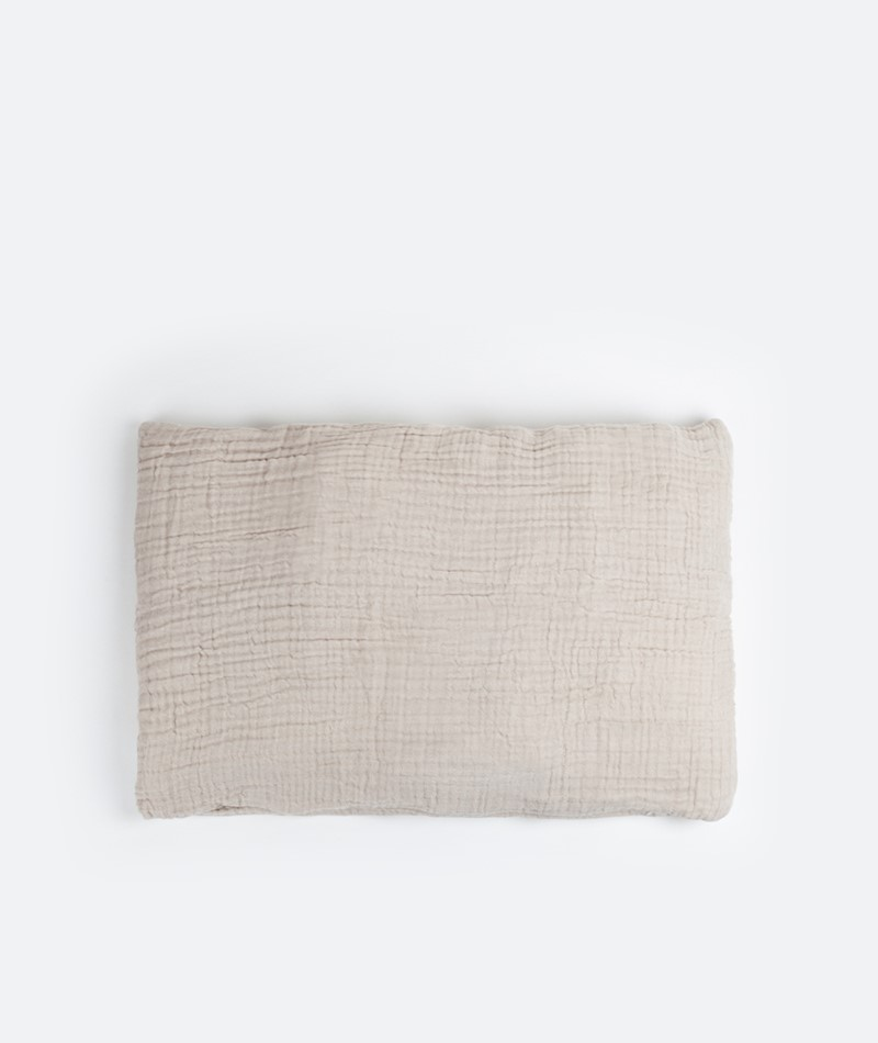 LIV Cushion Cover Aura Kissenbezug sand