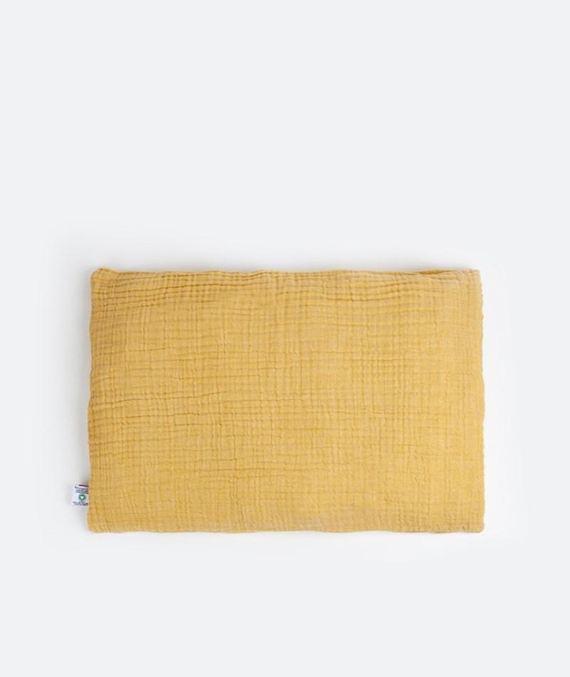 LIV Cushion Cover Aura Kissenbezug ochre