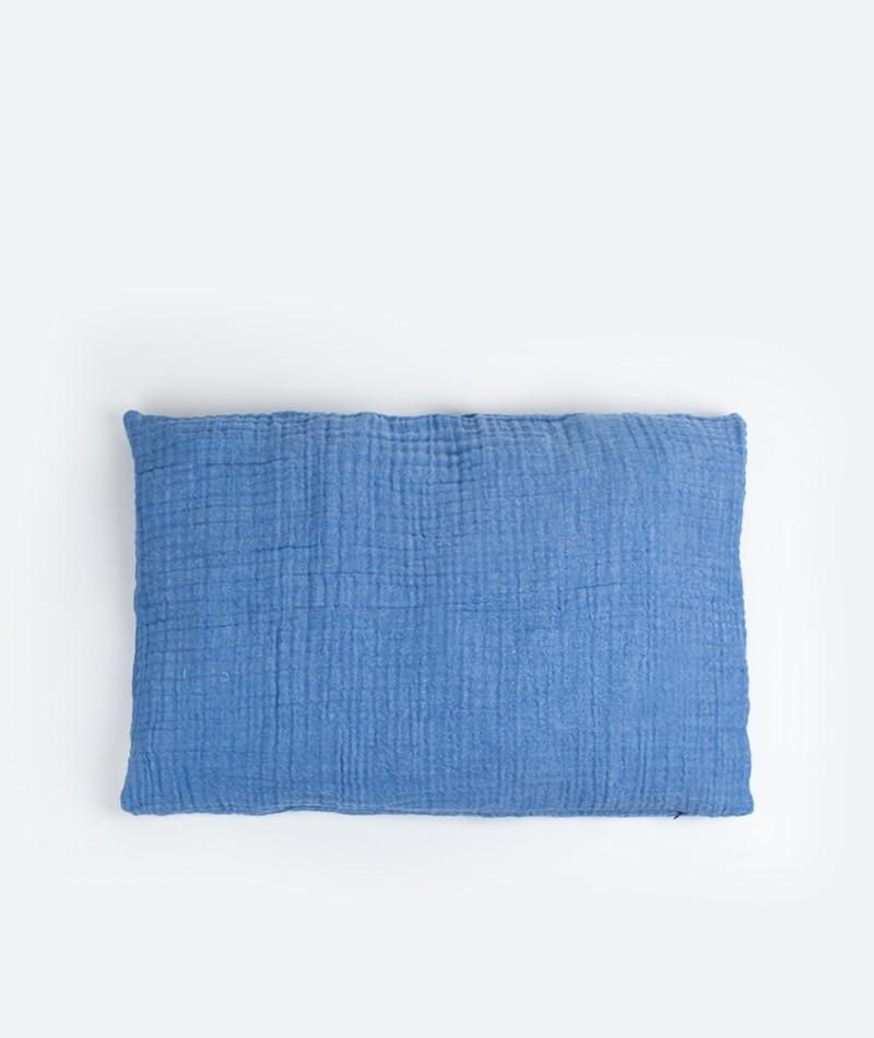 LIV Cushion Cover Aura Kissenbezug regat