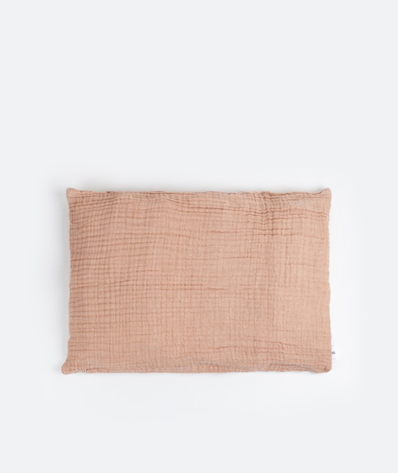LIV Cushion Cover Aura Kissenbezug tan