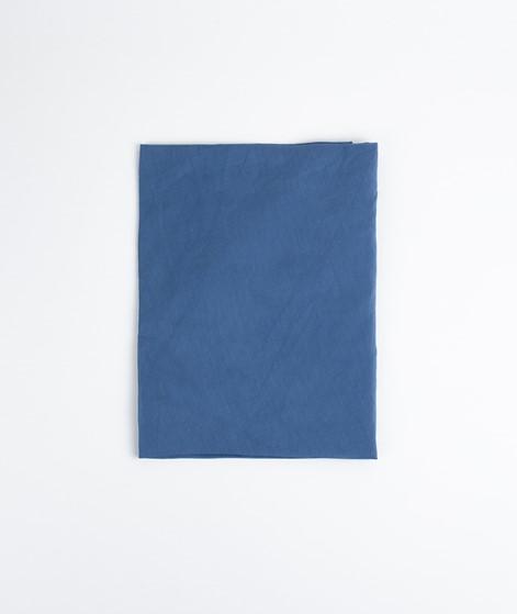 KAUF DICH GLÜCKLICH Tuch blau