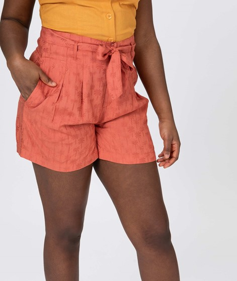 DESIGNERS SOCIETY Palms Belted Shorts