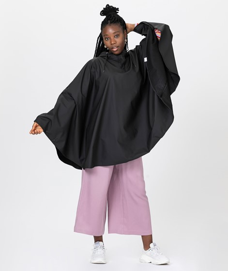 RAINS XC Cape Jacke black