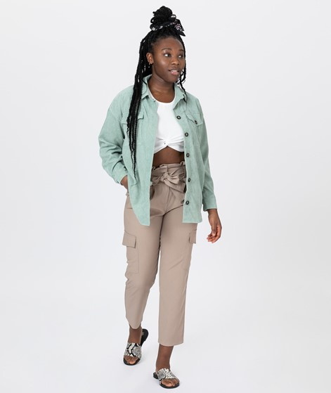 MOVES Savisa Bluse green