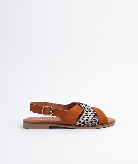 KAUF DICH GLÜCKLICH Sandale brown/leo