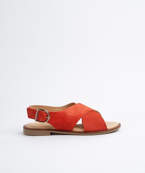 KAUF DICH GLÜCKLICH Sandale orange
