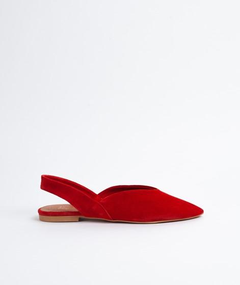 KAUF DICH GLÜCKLICH Sandale red