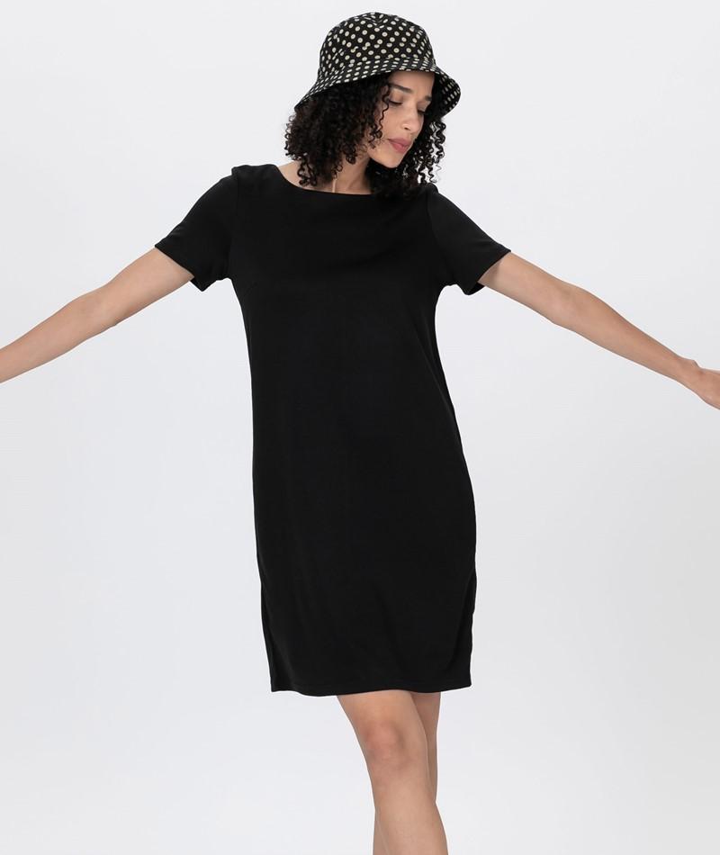 VILA VITinny New S/S Kleid black