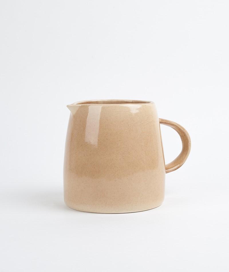 MADAM STOLTZ Handmade Stoneware Jug