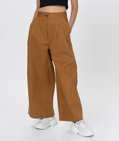SELECTED FEMME SLFMilla HW Hose brown