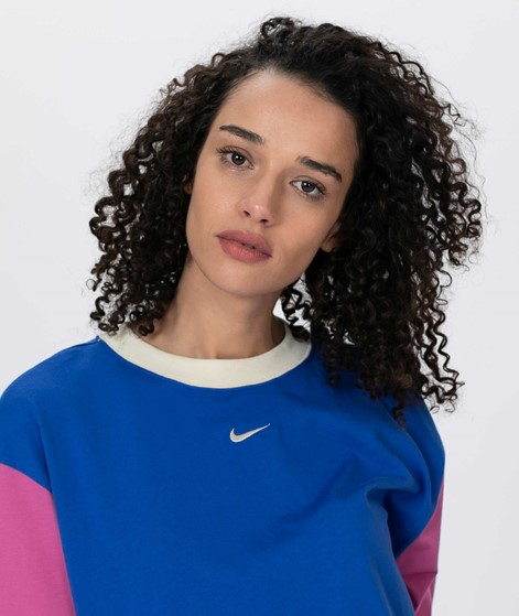 NIKE W NSW ESSNTL SS T-Shirt game royal