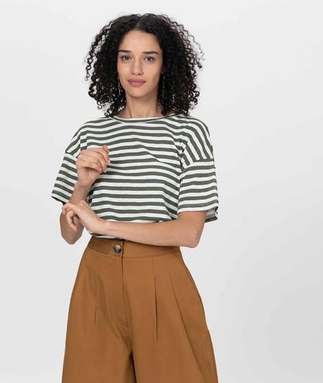 KAUF DICH GLÜCKLICH T-Shirt stripe