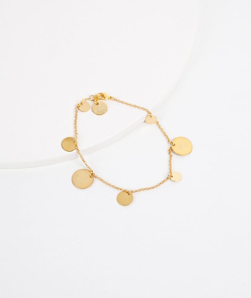 TOMSHOT California Armbänder gold