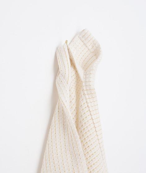 MADAM STOLTZ Waflle Kitchen Towel white