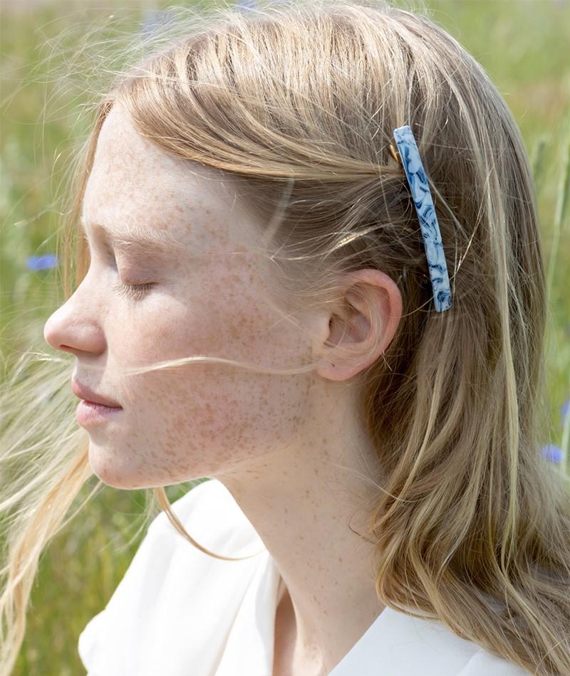 EBBA Hairclip blau
