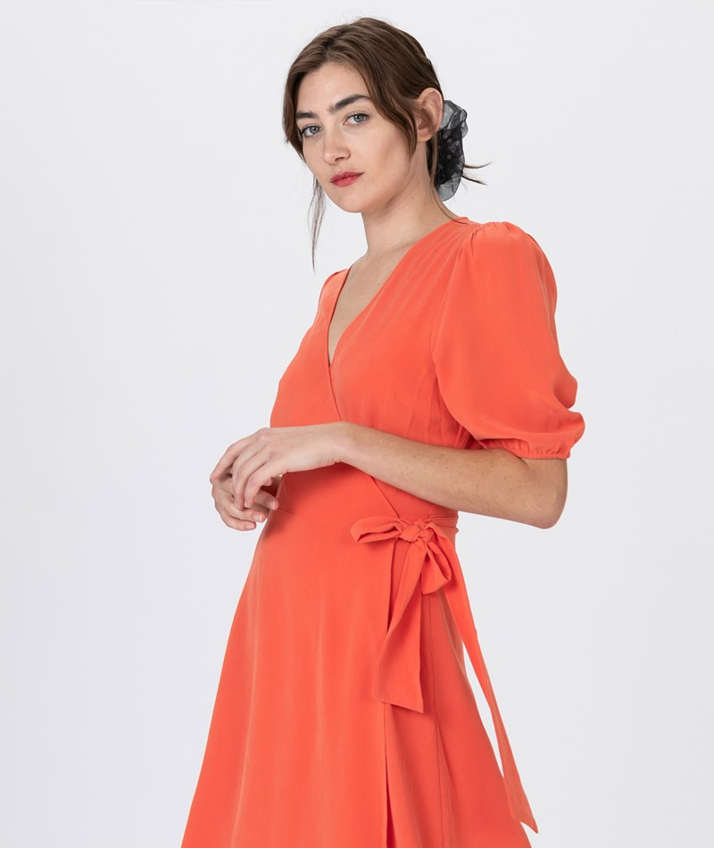 MBYM Neveah Kleid tomato