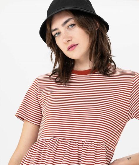 KAUF DICH GLÜCKLICH Kleid red stripe