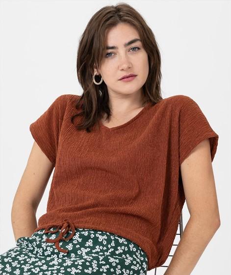 KAUF DICH GLÜCKLICH T-Shirt copper