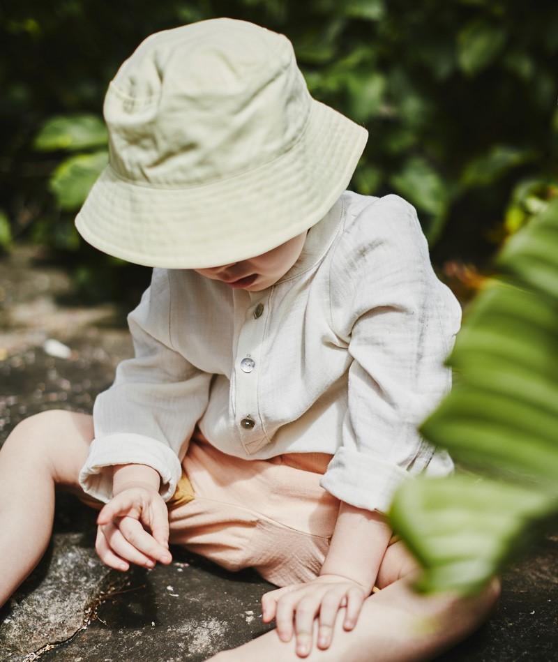 KDG x JOURNELLES Lana Bucket Hat Mini