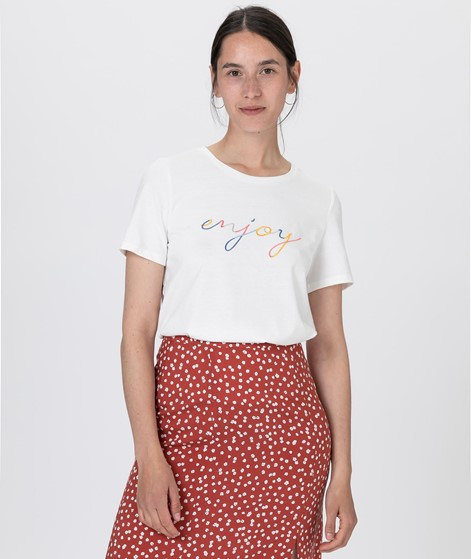 VILA VIRita T-Shirt cloud dancer
