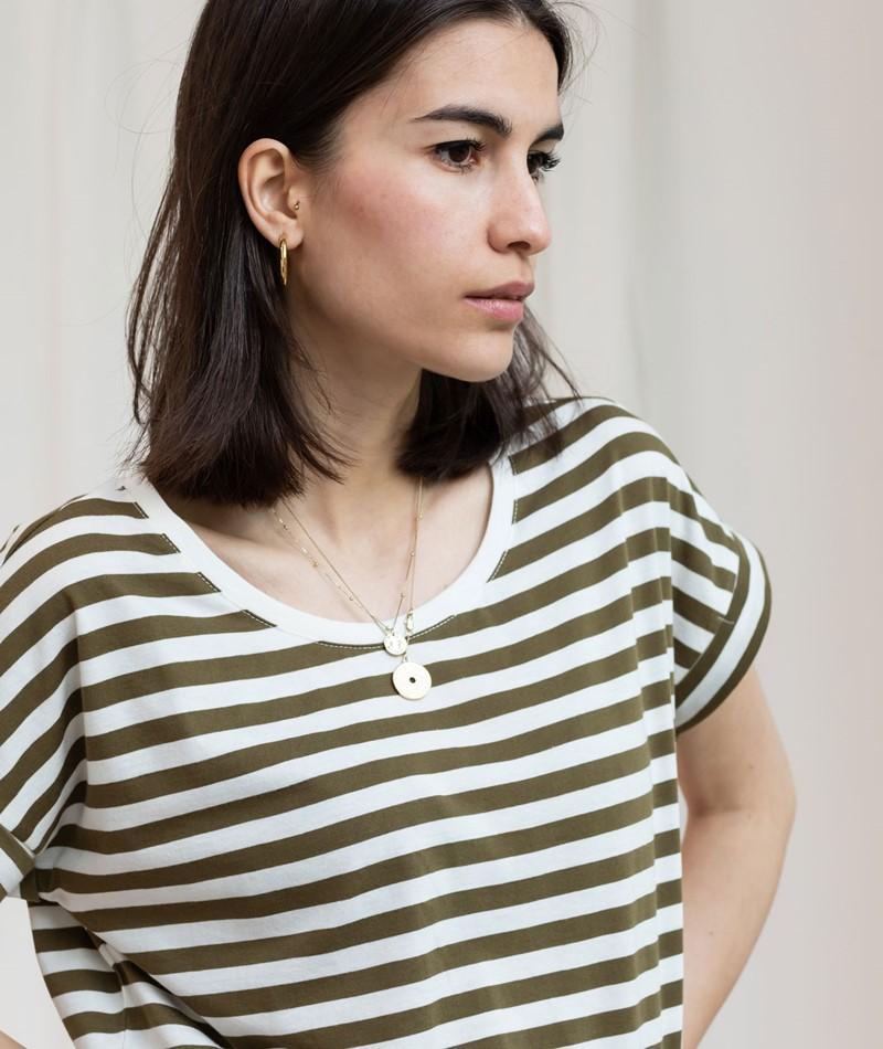 VILA VIDreamers Pure T-Shirt stripes