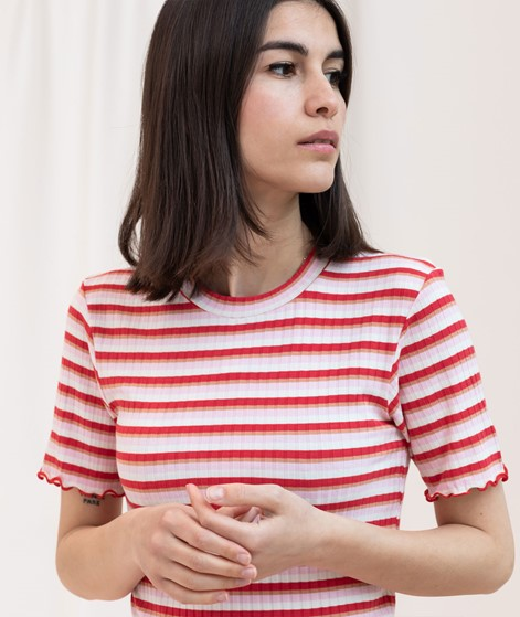 MADS NORGAARD Tubas Frill T-Shirt multi