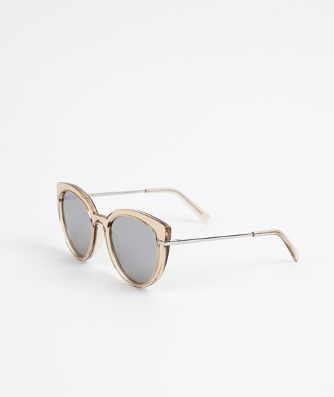 LE SPECS Promiscuous Sonnenbrille stone
