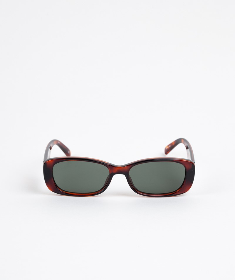 LE SPECS Unreal Sonnenbrille toffee tort