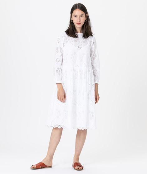 SAMSOE SAMSOE Junia LS Kleid white