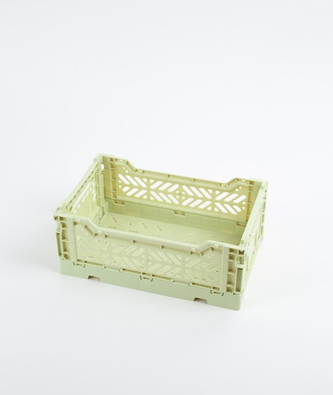 HAY Colour Crate Box S Korb lime