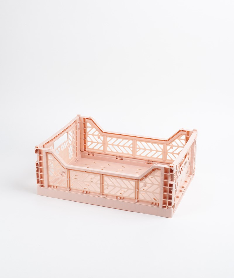 HAY Colour Crate/ M Korb soft pink