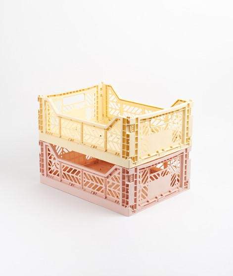HAY  Colour Crate/ M Korb light yellow