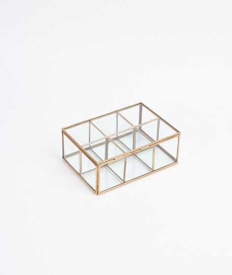 MADAM STOLTZ Glassbox with rooms