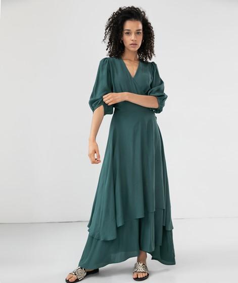 MBYM Bibbi Kleid mallard green