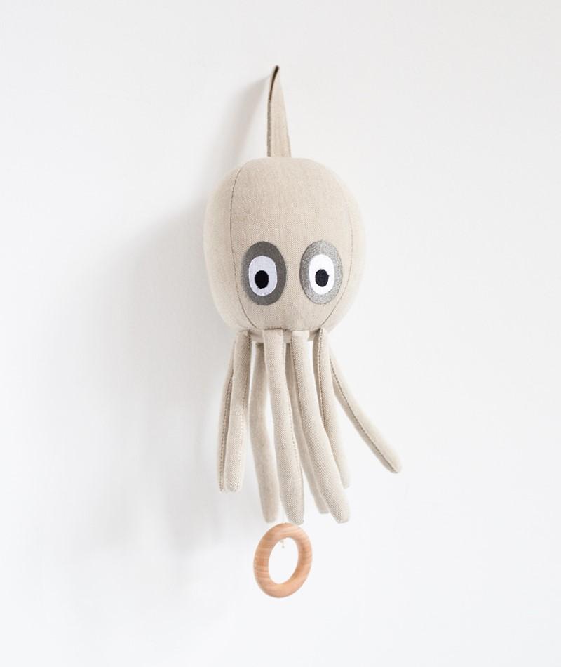 FERM LIVING Octopus Music Mobile sand