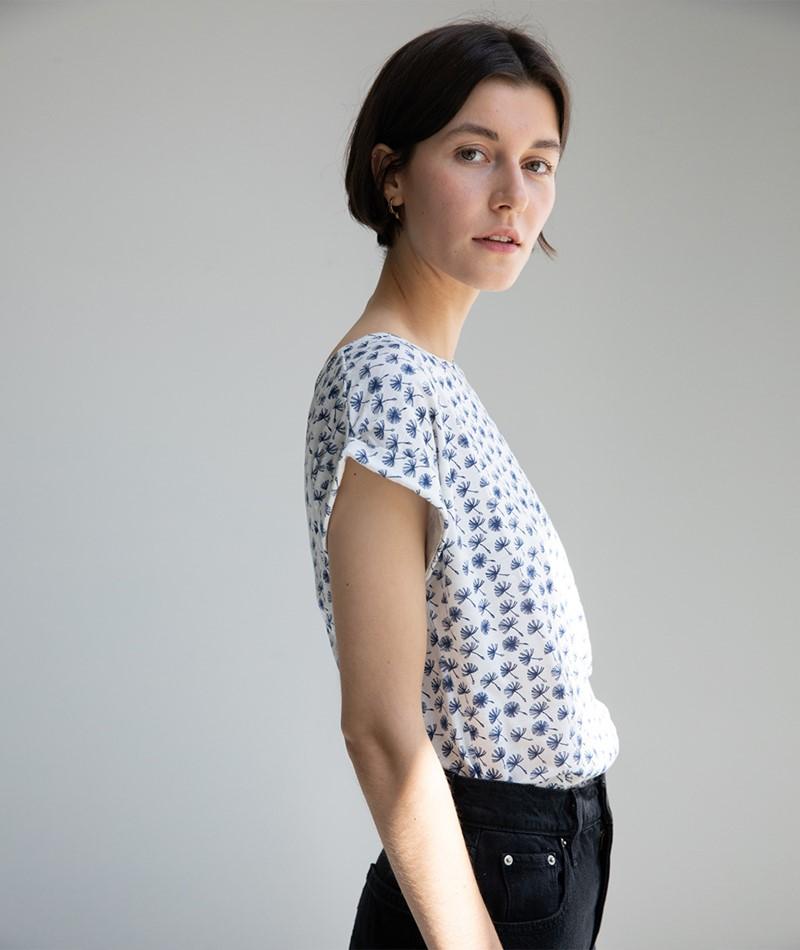WEMOTO Holly Printed T-Shirt white