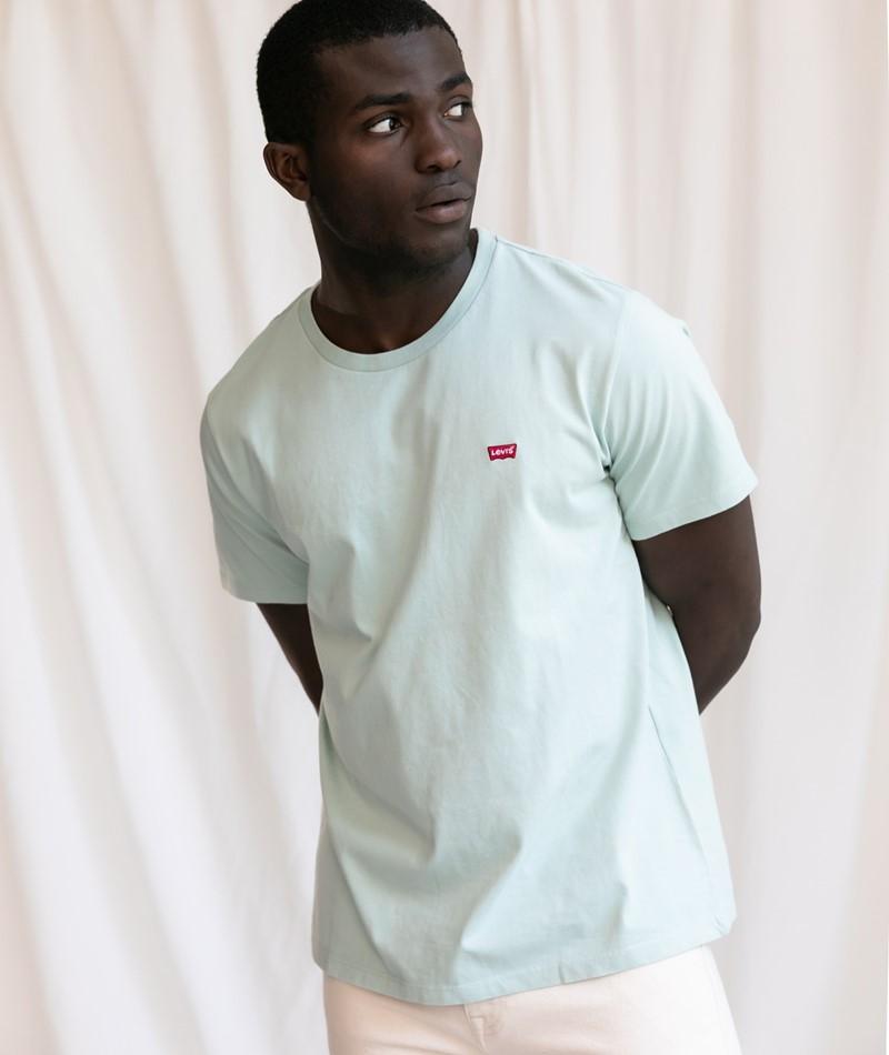 LEVIS SS Original HW T-Shirt harbor grey