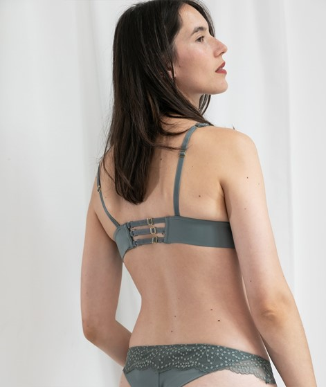 ICONE Jasmin Bra green