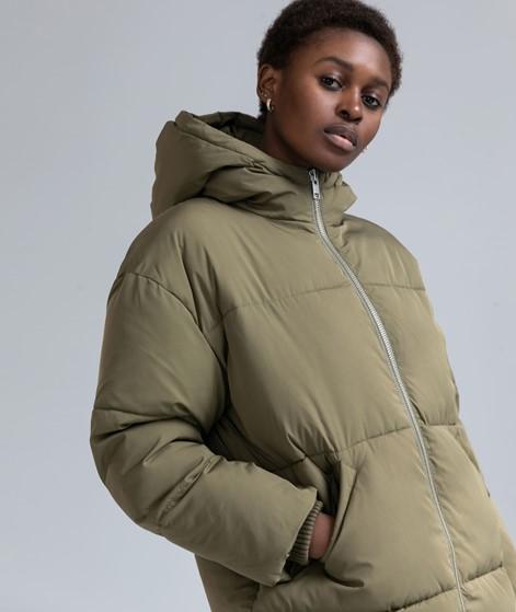 EMBASSY Elphin Puffer Coat khaki